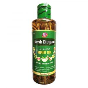ayurvedic hair oil for hair regrowth