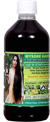 which oil is best for hair growth and thickness in india